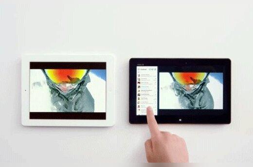 Компания Microsoft жестоко поглумилась над iPad