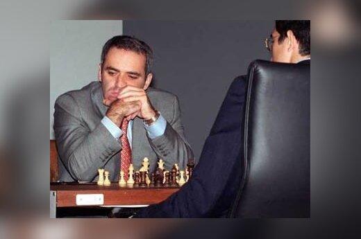 Карпов и Каспаров вспомнят молодость