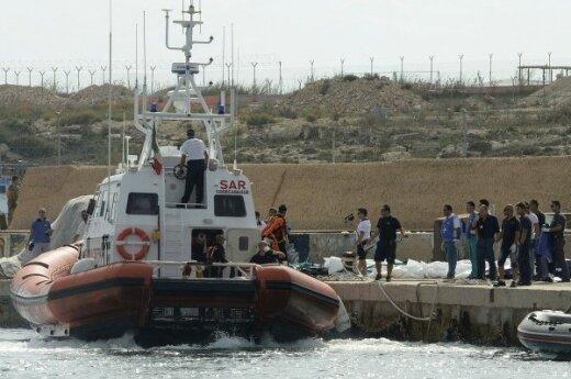 Italijoje nuskendo migrantų laivas
