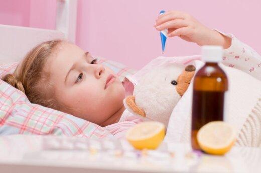 Сбивать температуру беременным