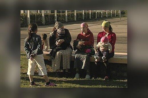 Uchodźcy z Czeczenii zamiast na Litwie, poprosili o azyl na Białorusi