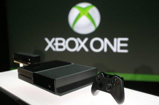 """Žaidimų kompiuterio """"Xbox One"""" pristatymas"""