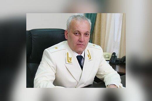 Александр Мохов. Фото с сайта mosoblproc.ru