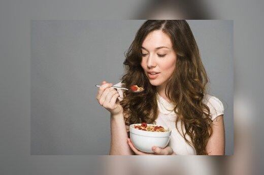 Ir skanu, ir sveika