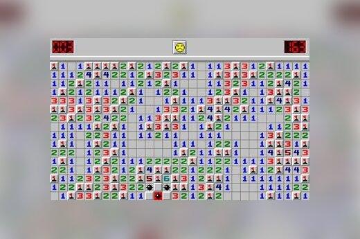 """Minesweeper"""