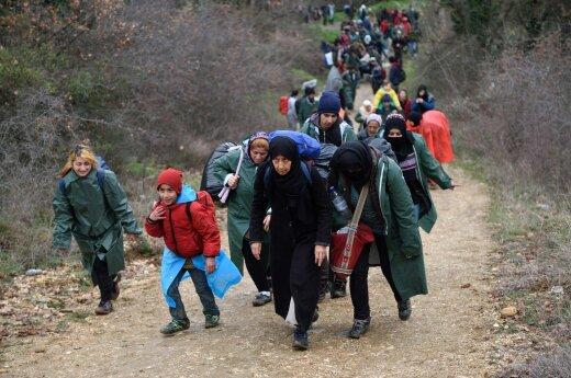 Grupa Wyszehradzka przeciwna automatycznej relokacji uchodźców
