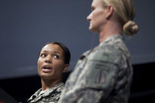 Moterys JAV kariuomenėje