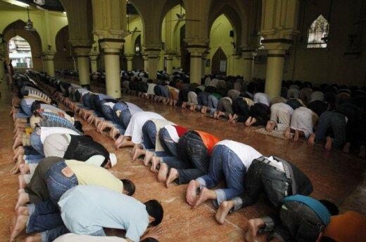 Islamizacja Wysp: Skandal w telewizji! Znieważysz Mahometa możesz zostać zamordowany!