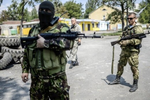 HRW: сепаратисты на Украине ведут войну без правил