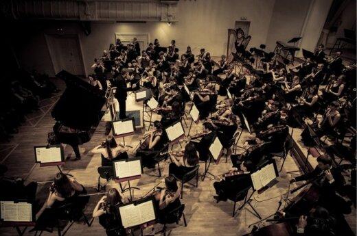 По случаю саммита ВП в Вильнюсе - международный оркестр I'Culture Orchestra