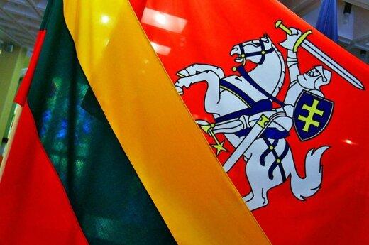 Litewscy emigranci są przeciwni historycznej fladze