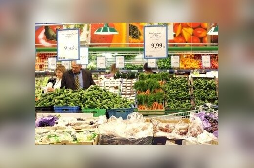 Price inflation in Lithuania remains low