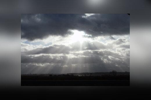 Oras, debesuota, debesys