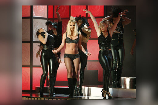 MTV apdovanojimai, Britney Spears