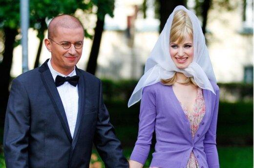 Aleksandras Pogrebnojus ir Salomėja Marcinkevičiūtė-Pogrebnojė