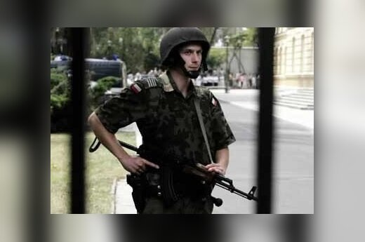 W Polsce ogłoszono pierwszy stopień zagrożenia terrorystycznego