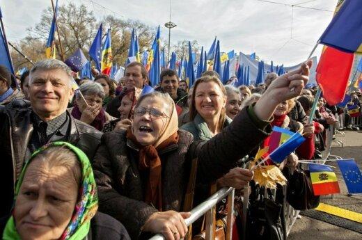 Спикер: интеграция Молдовы в ЕС- необратимый процесс