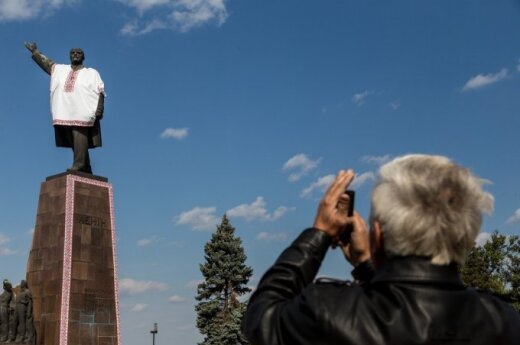 Gyvenimas Zaporožėje