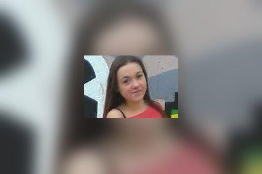 В Мариямпольском районе пропала девушка