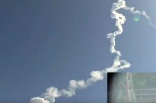 Japonija iškėlė į kosmosą žvalgybinį palydovą