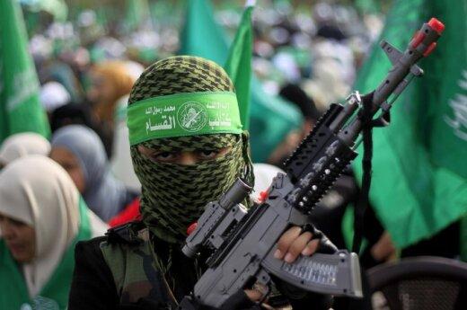 """""""Hamas"""" rėmėjas"""