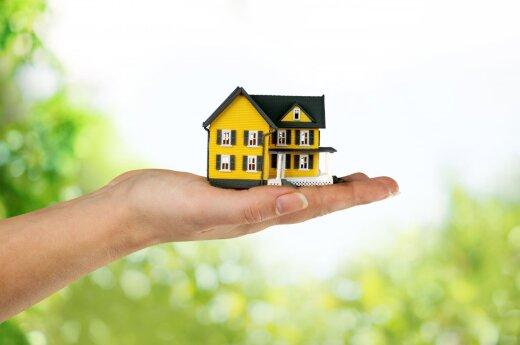 Užsienyje turintiems būstus - VMI dėmesys