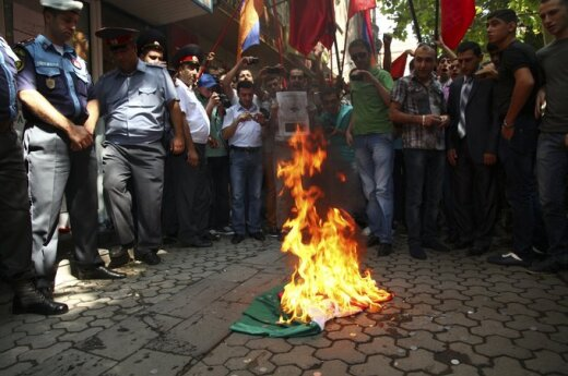 Węgry – Armenia: Wojna dyplomatyczna?