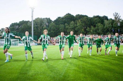 Żalgiris Wilno - Lech Poznań 1:0