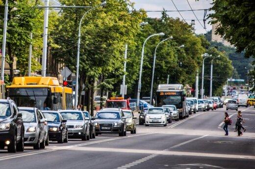 Заторы в столице: по каким улицам домой лучше не возвращаться