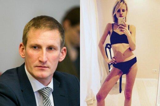 Linas Jonauskas ir Evita Jonauskė