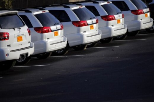 Рынок новых авто в Литве сократился на 67%