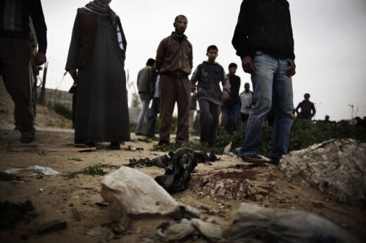 Izrael: Konflikt w Strefie Gaza