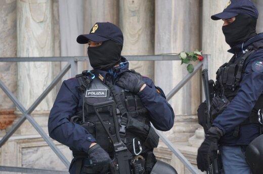 Venecijoje sulaikytas makedonas, įtariamas terorizmu