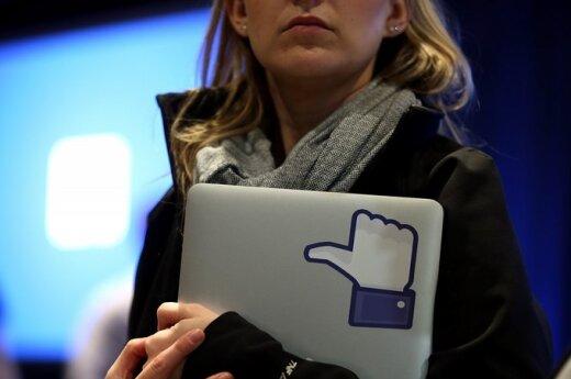 Kompiuteris, Facebook, mergina