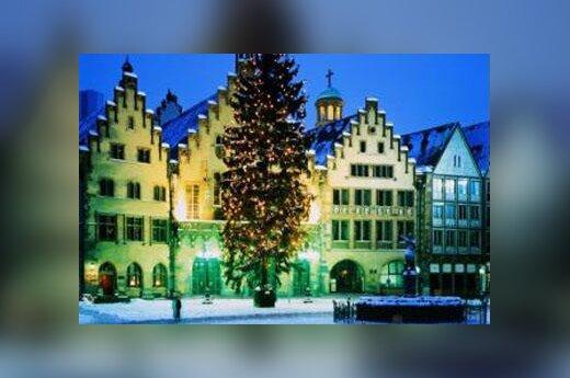 Kalėdos mieste