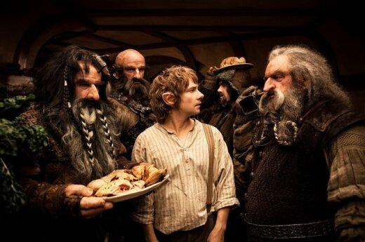 """Premiera """"Hobbita"""" w Nowej Zelandii"""