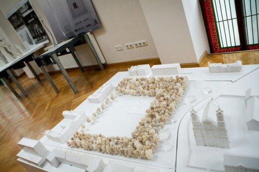 Architektas: sprendimas dėl Lukiškių aikštės yra kompromisinis