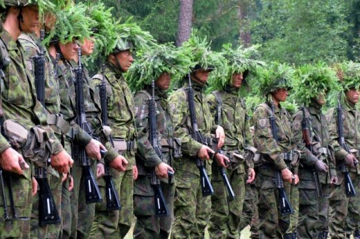 Tarnybą kariuomenėje pradeda dar vienų Būtinųjų karinių mokymų dalyviai