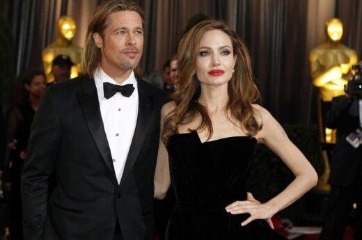 Ślub Brada Pitta i Angeliny Jolie w maju