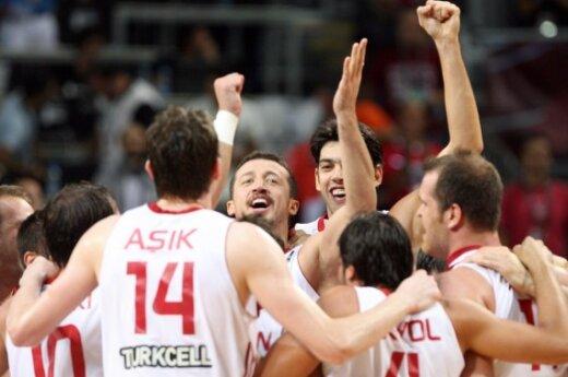Турция разгромила Словению и прошла в полуфинал ЧМ