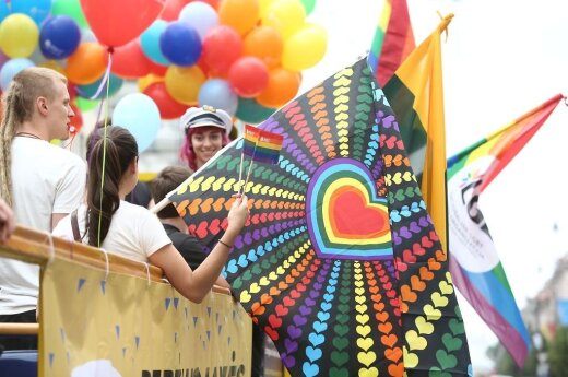 Lithuanian City of London Club becomes official supporter of Baltic Pride