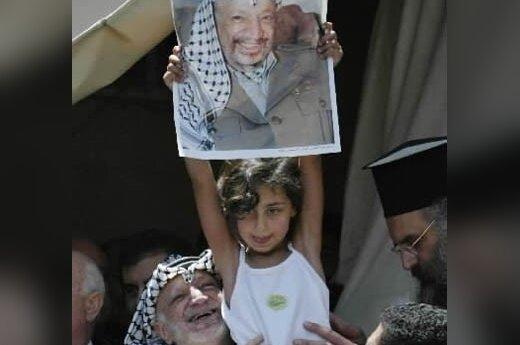 Palestyna: Władze ekshumują zwłoki Arafata