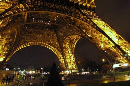 Эйфелева башня закрылась из-за протеста персонала
