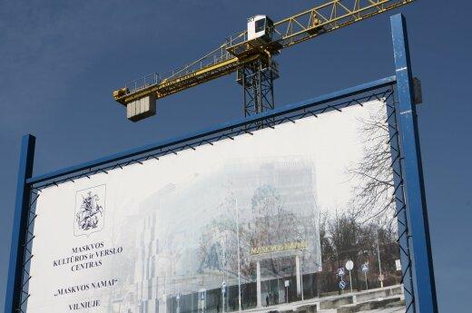 Госинспекция через суд хочет отменить строительство Дома Москвы в Вильнюсе