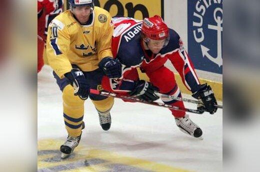 Euroturas: Švedija - Rusija