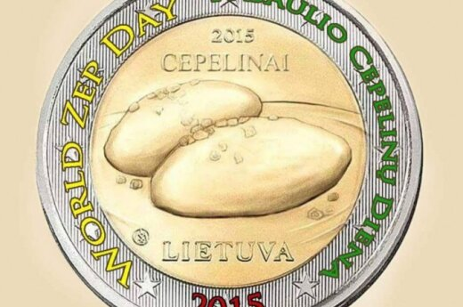 Australia's Lithuanians organizing first cepelinas eating competition in the world
