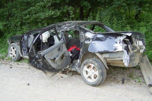 Погиб пьяный виновник аварии