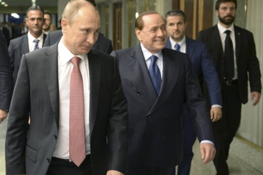 Vladimiras Putinas, Silvio Berlusconi