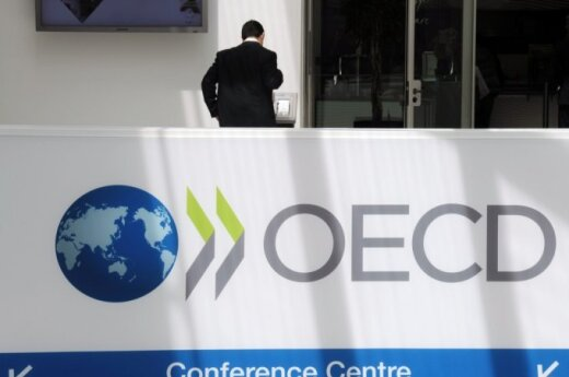 Lithuania opens OECD membership talks, expects to join in 2-3 years