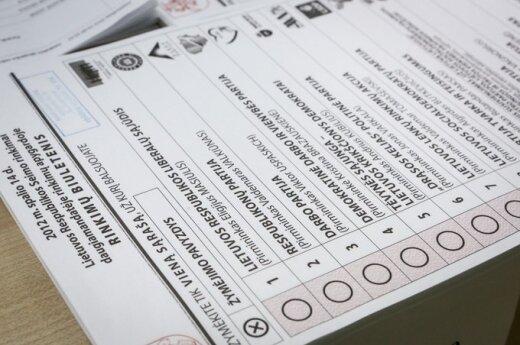 Wyniki wyborów: Partia Pracy na pierwszym, AWPL na siódmym miejscu
